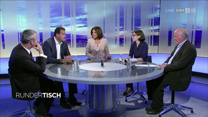 ORF Runder Tisch
