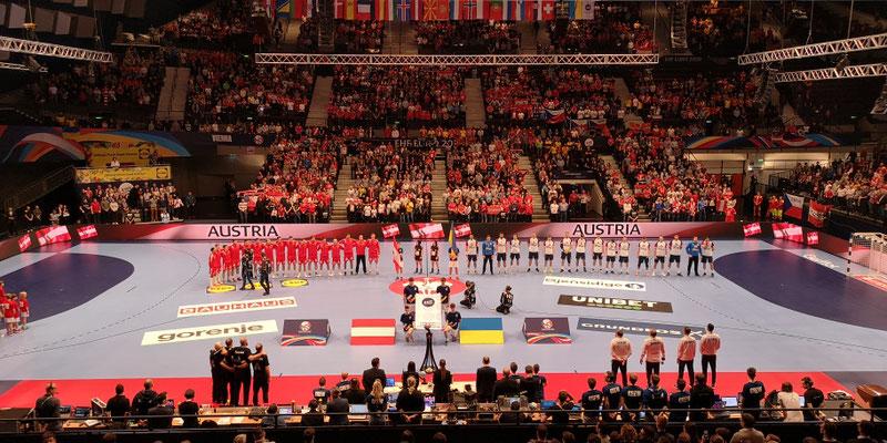 Handball EM Graz / Wien