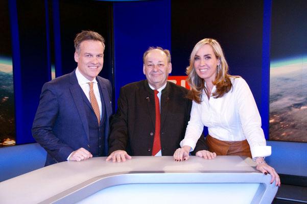 ORF Newsroom Abschied G. Kladnik