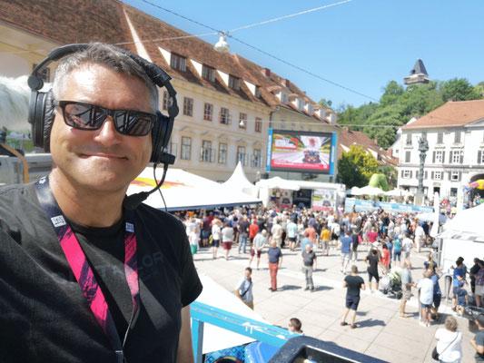 Formula 1 Show Run Graz