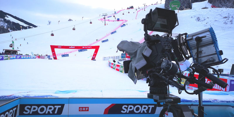FIS Schiweltcup Herren RTL & Slalom Saalbach-Hinterglemm