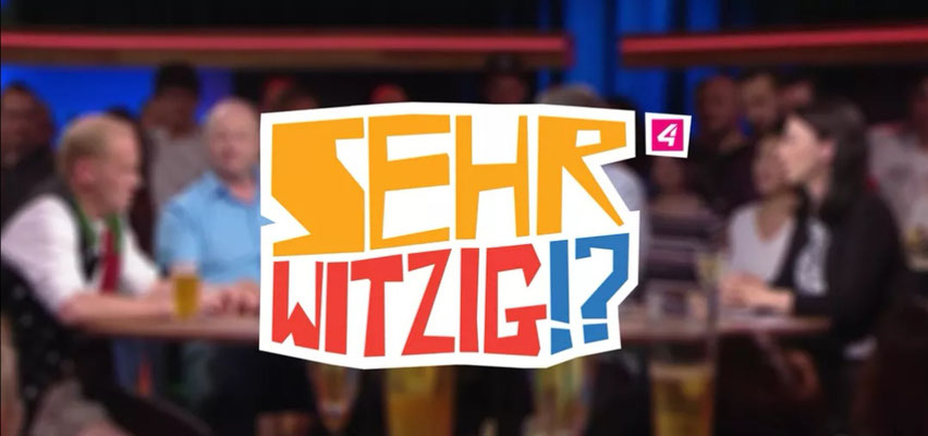PULS4 Sehr witzig!?