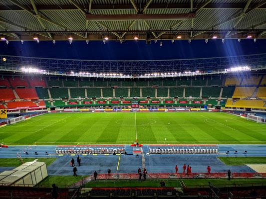 ORF WM-Qualifikation ÖFB Fussball