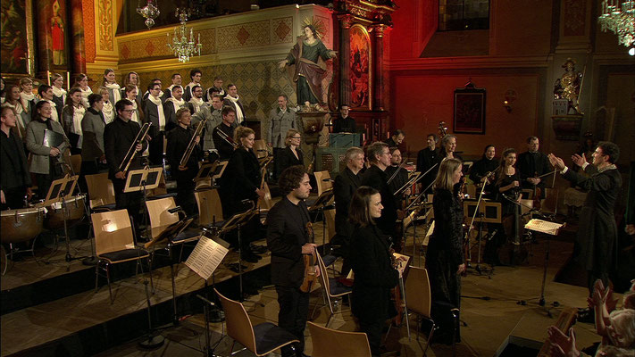 3sat Weihnachtsoratorium J.S. Bach