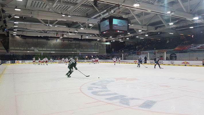 Eishockey Champions League & Erste Bank Liga