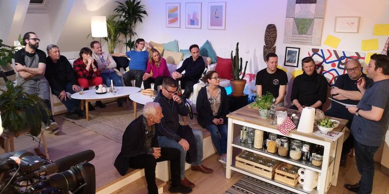 ORF Die Kabarett-WG (Corona)