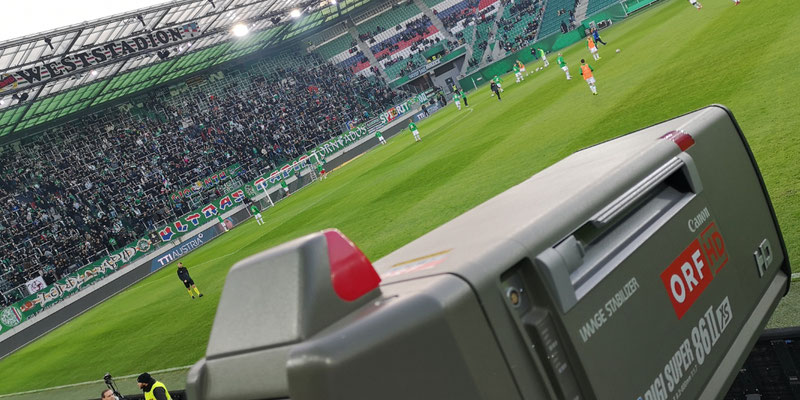ORF ÖFB-Cup Rapid - Hartberg