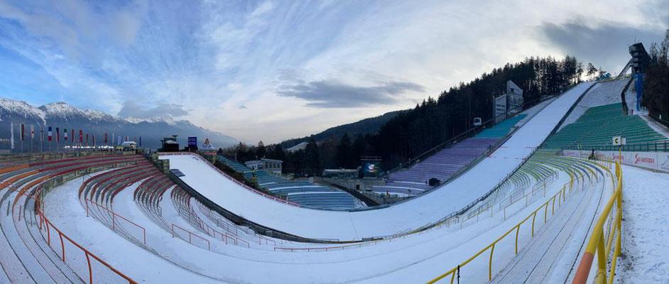 Vierschanzentournee Innsbruck - Bischofshofen
