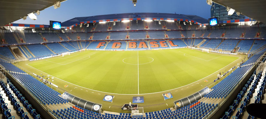 UEFA Champions League FC Basel