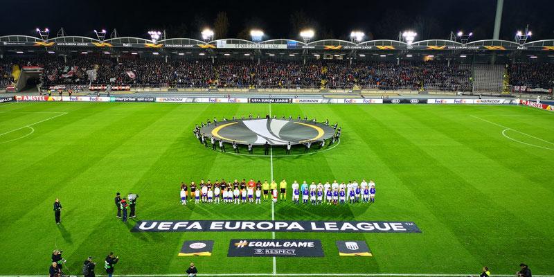 DAZN EuroLeague LASK - PSV Eindhoven