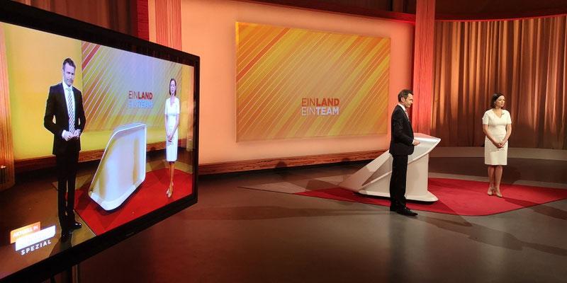 ORF Aktuell in Österreich - Corona