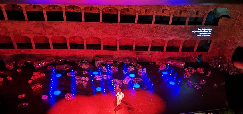 Salzburger Festspiele - Idomeneo - Peter Sellars