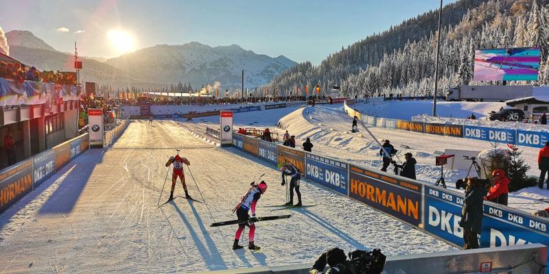 IBU WC Biathlon Hochfilzen
