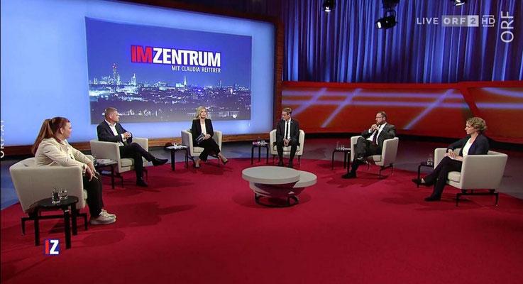 ORF Im Zentrum