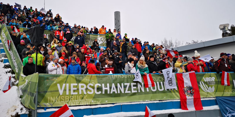 4-Schanzentournee Innsbruck