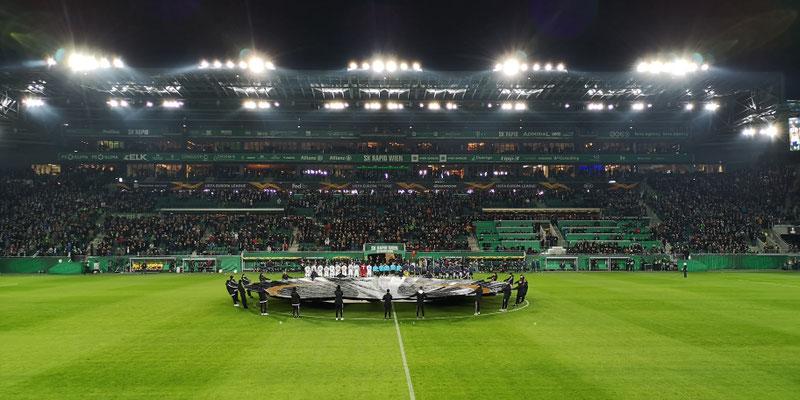DAZN Euroleague Rapid - Inter Mailand