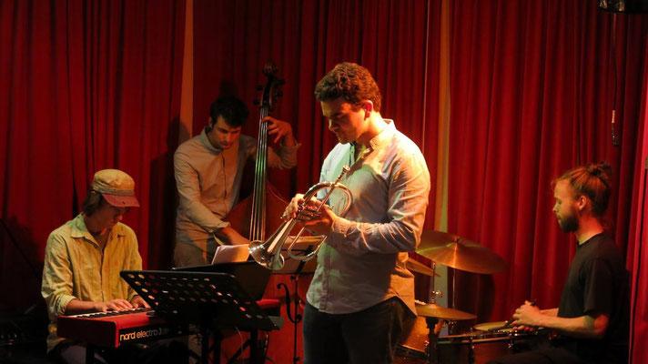 Martin Berner – Jazztrompeter und Sänger
