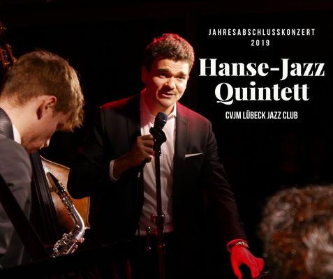Das Hanse-Jazz-Quintett – Die Jazzband in Schleswig-Holstein mit Swingin' Home for Christmas