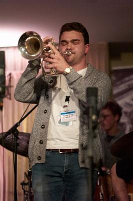 Martin Berner bei JazzBaltica