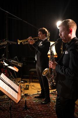 Das Hanse-Jazz-Quintett – Die Jazzband in Schleswig-Holstein mit Swingin' Lübeck