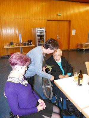 2019 05 05 Kolping Mitgliederversammlung, langjähriges Vorstandschaftsmitglied Bernhard Radinger stellt sich auf eigenen Wunsch nicht mehr zur Wahl
