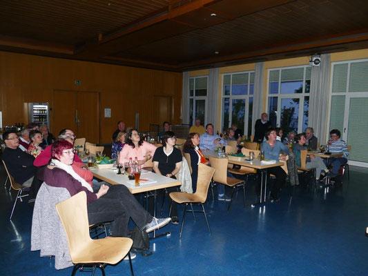 2019 05 05 Kolping Mitgliederversammlung, Abschluss Bildpräsentation der Letzten Mosel Jahresfahrt von Alwin Wörz