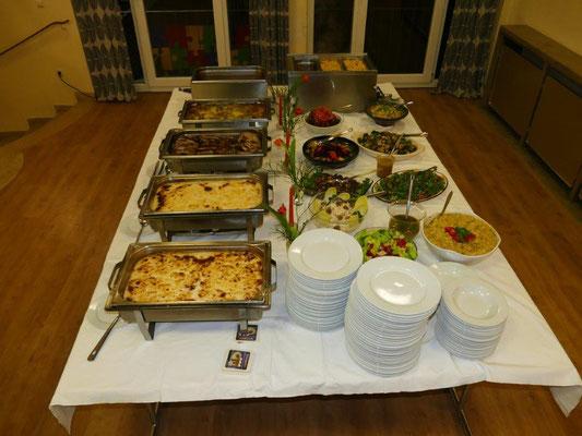 2020 01 17 Kolping Geburtstagsfeier unser Abendessensbuffet