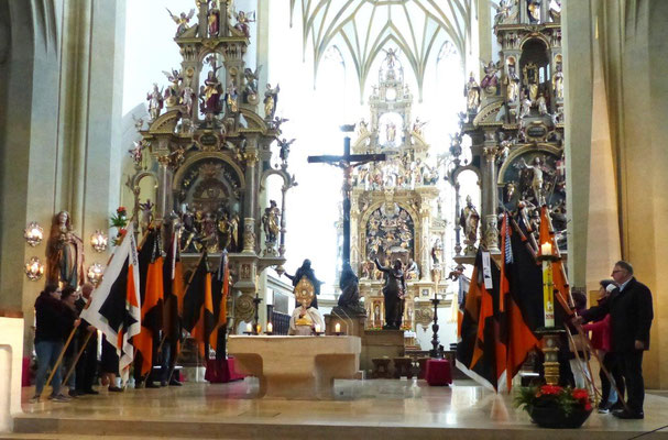 2019 05 14 Kolping BV Maiandacht in St. Ulrich und Afra