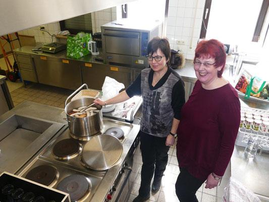 2019 03 17 Sonntagstreff Küchenteam