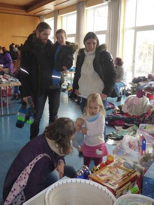 2018 03 04 Kolping Kindersachenbörse