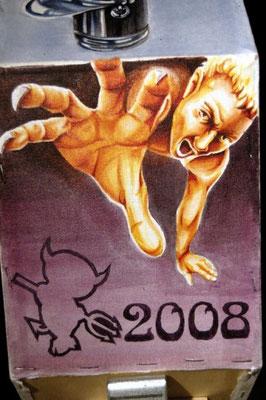 """Laterne 2008 """"Scheinheilig"""""""
