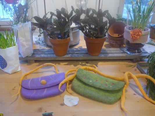 Täschli violett oder Blumenwiese     45Fr.
