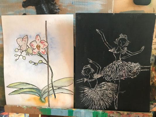 Orchideen - Ballett