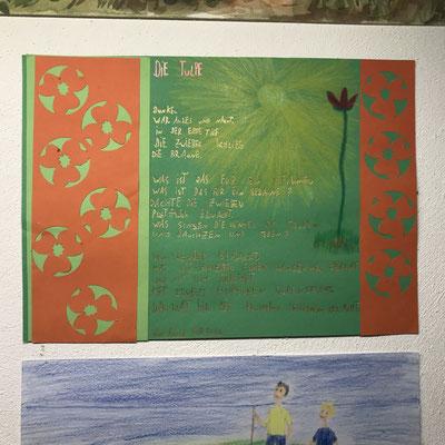 """""""die Tulpe"""", Gedicht von Anouk"""