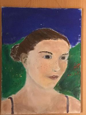 Portrait Manoush (Anouk)