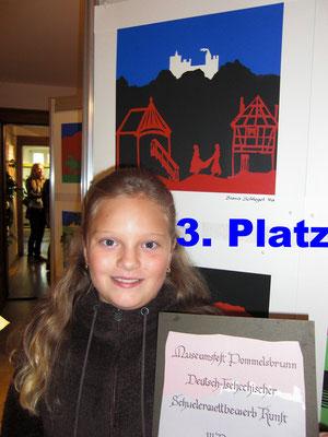 3. Patz: Diana Schlegel