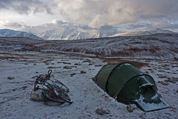 im Dreieck tadschikisch/kirgisisch/chinesische Grenze