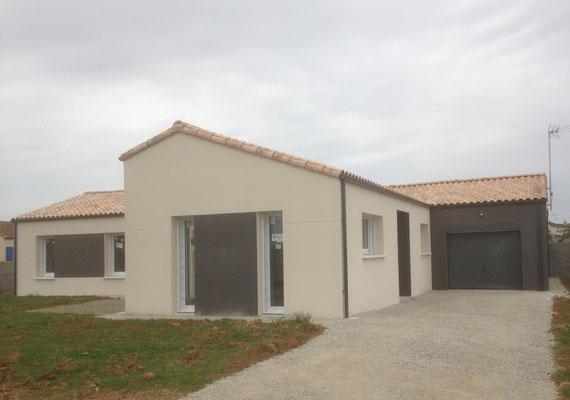 construction maison neuve Luçon 85400