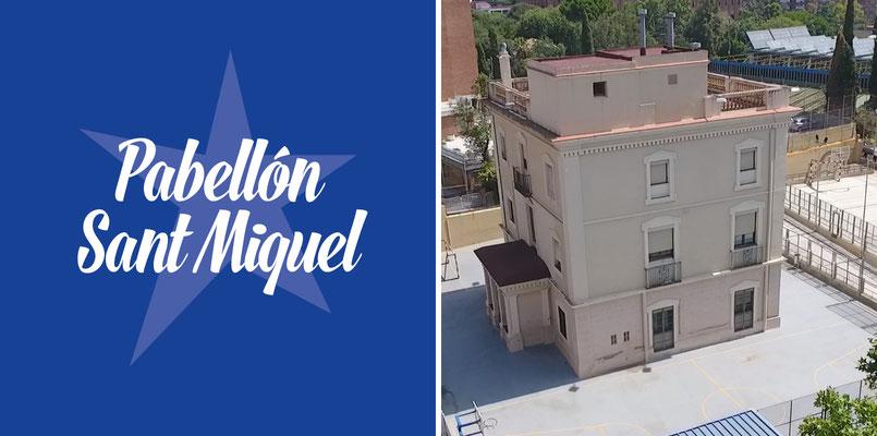 Pabellón / Pavelló Sant Miquel