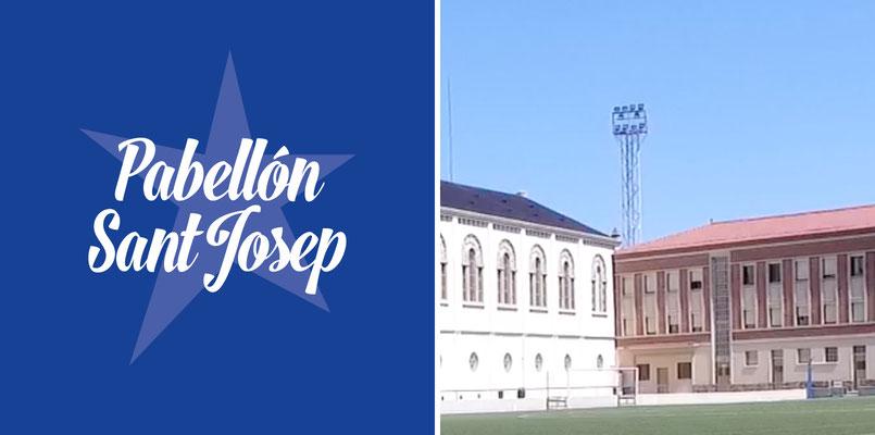 Pabellón / Pavelló Sant Josep