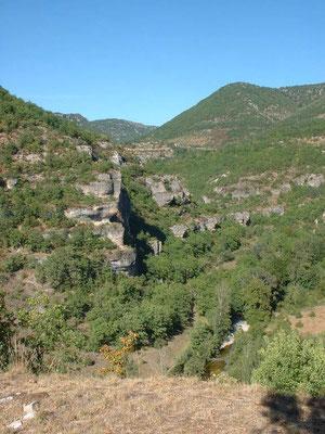La vallée du Trévezel