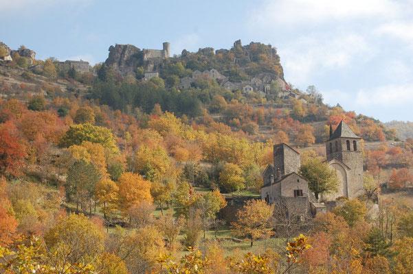 L'église de Saint Véran