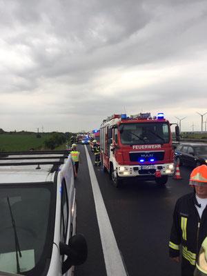 Fotos: Feuerwehr Könnern