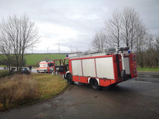 Foto. Freiwillige Feuerwehr Bernburg