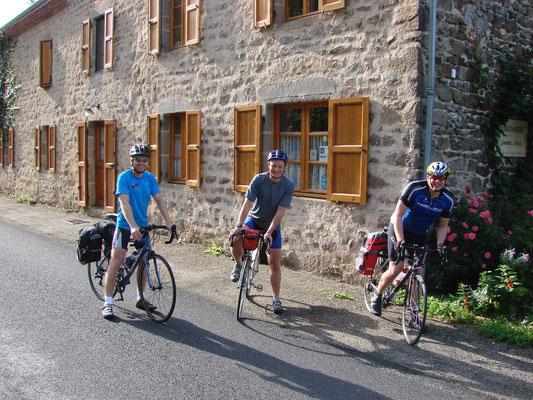 cyclo rando Moulin du Bateau.
