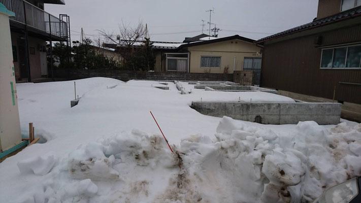 石川県金沢市新築工事