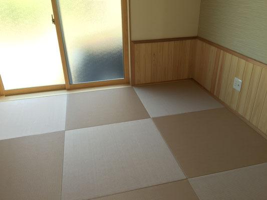 畳腰板和室