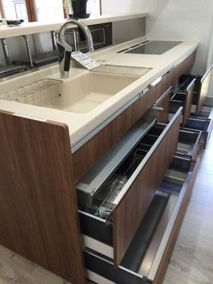 台所キッチン収納