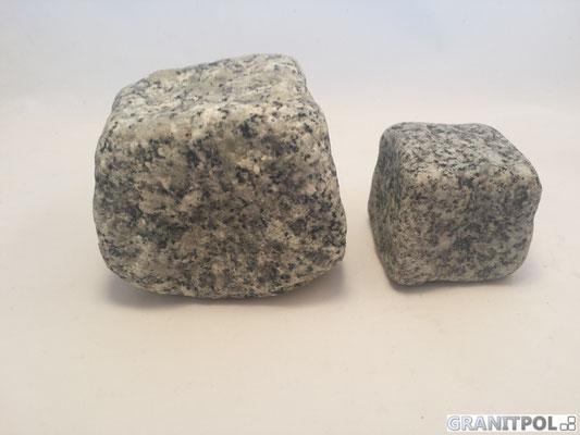 Granitsteine aus Schlesien
