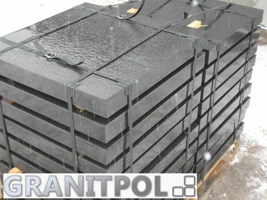 Granitplatten aus Schweden